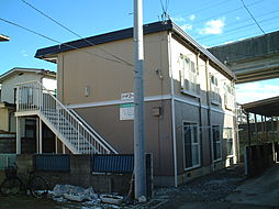 宮城県仙台市宮城野区東仙台3丁目の賃貸アパートの外観