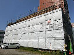 仮称)北16西4 新築MS[3階]の外観