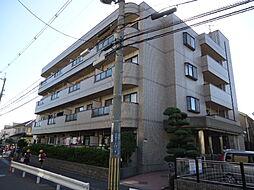 大阪府大東市灰塚5丁目の賃貸マンションの外観
