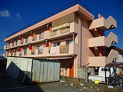 オレンジコーポ1号館[305号室]の外観