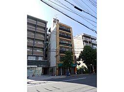 京都府京都市下京区小稲荷町の賃貸マンションの外観
