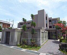 京都府向日市上植野町浄徳の賃貸マンションの外観