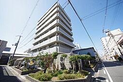 大阪府東大阪市長堂3丁目の賃貸マンションの外観
