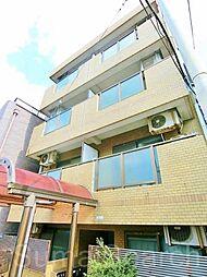 フォンタル津久野[4階]の外観