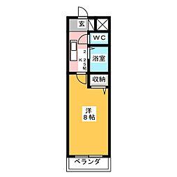 瀬戸口駅 3.9万円