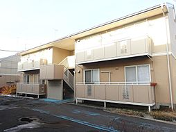 セジュール湊高台B[2階]の外観