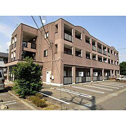 茨城県石岡市東光台4丁目の賃貸マンションの外観