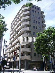 静岡七間町エンブルコート[3階]の外観