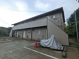 千葉県千葉市若葉区桜木北1丁目の賃貸アパートの外観