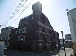 茨城県日立市旭町2丁目の賃貸マンションの外観