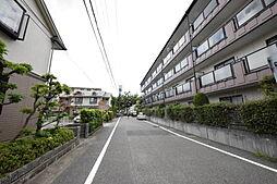 兵庫県伊丹市池尻7丁目の賃貸マンションの外観