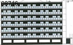 フォレスト・グランテラス[505 号室号室]の外観
