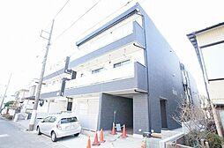 神奈川県海老名市東柏ケ谷1の賃貸マンションの外観