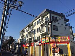 北松戸田村ビル[4階]の外観