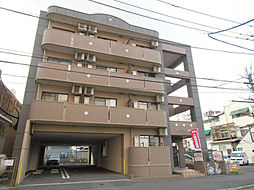 ホワイトバレー八幡駅前[4階]の外観