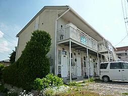 長野県岡谷市長地片間町1丁目の賃貸アパートの外観