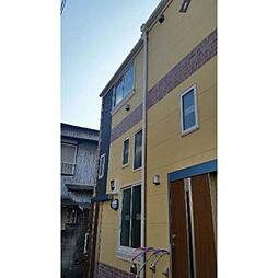 神奈川県横浜市西区戸部町3丁目の賃貸アパートの外観