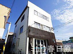 福岡県春日市下白水南5丁目の賃貸アパートの外観