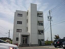 三重県四日市市川北1丁目の賃貸マンションの外観