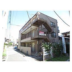 本山マンション[101号室]の外観