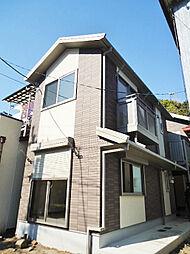 神奈川県横浜市中区上野町4丁目の賃貸アパートの外観