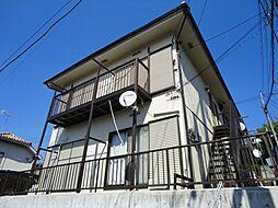 神奈川県横浜市神奈川区白楽の賃貸アパートの外観