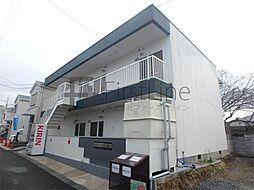 ルナ・クレセント1st(旧笹田ハイツ[203号室]の外観