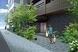 マストクレリアン勝どき[6階]の外観