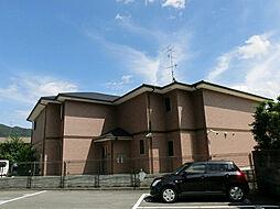 京都府京都市左京区松ケ崎樋ノ上町の賃貸マンションの外観
