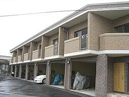 [タウンハウス] 福岡県糟屋郡粕屋町大字内橋 の賃貸【/】の外観