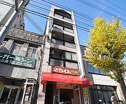 京都府京都市上京区大宮町の賃貸マンションの外観