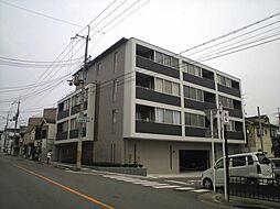 京都府京都市北区衣笠総門町の賃貸マンションの外観
