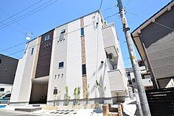 HR金田町[102号室]の外観