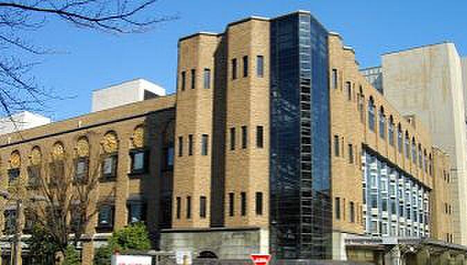 周辺(東京大学医学部附属病院(844m))