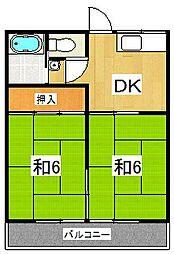 コガハウス[1階]の間取り