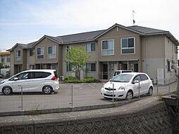 和歌山県岩出市今中の賃貸アパートの外観