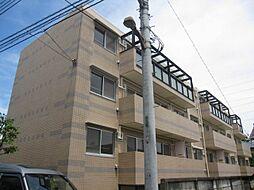 東京都国立市富士見台3丁目の賃貸マンションの外観