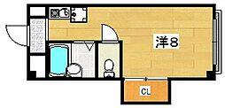 FOREST21III[4階]の間取り