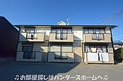 大阪府枚方市出屋敷元町2丁目の賃貸アパートの外観