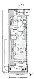 MAXIV東向島フュージョナルDUE[3階]の間取り