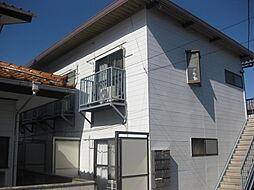 三樹ハイツ上中居[1階]の外観