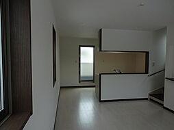 鳥飼野々3丁目新築一戸建 3LDKの居間