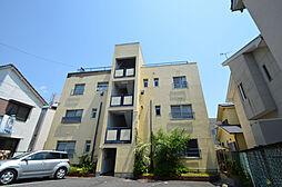 兵庫県姫路市御立中5丁目の賃貸マンションの外観
