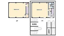 [一戸建] 愛知県名古屋市名東区高間町 の賃貸【/】の間取り