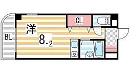 ポートサイド310[205号室]の間取り