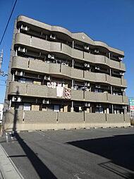 グリーンコートII番館[4階]の外観