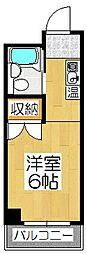 なごみハイツ(旧バーレン45)[211号室]の間取り