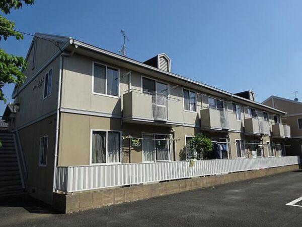 メゾン花水木 2階の賃貸【愛知県 / 豊川市】