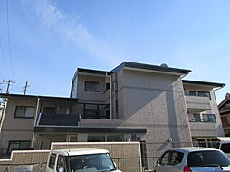 大阪府四條畷市岡山3丁目の賃貸マンションの外観
