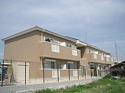 アムールパティオ[2階]の外観